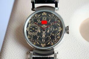 0mega GOLD Vintage 1925` Handicraft Original Swiss movement New Cased Wristwatch