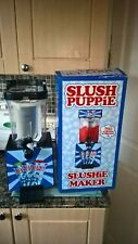 SLUSH PUPPIE MACHINE - MAKE YOUR OWN SLUSH PUPPY DRINKS AT HOME
