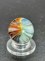 "🔥Akro Agate Marble Vintage Akro Sparkler Marble 0.629"" NM-M🔥"