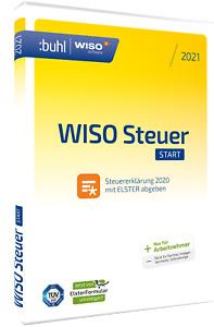 WISO Steuer-Start 2021 Arbeitnehmer Steuererklärung für 2020, Download