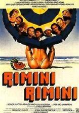 RIMINI RIMINI  DVD COMICO-COMMEDIA