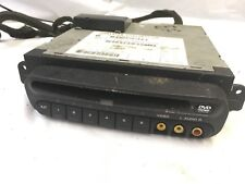 Chrysler Town Country DVD 6disc player dash unit OEM 03-07 Dodge Caravan 5094033