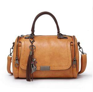 Women Female Zipper Bag Women Shoulder Bag Crossbody Bag Ladies Leather Handbags