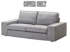 "Ikea Cover Slipcover For Kivik Sofa (Width 89 3/4 "") Isunda Gray 402.751.20"