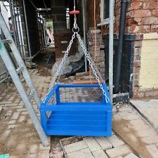 More details for brick, block, tool, winch basket , scaffold, hoist . new