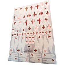 Cruz de Santiago / Cross of Santiago - Playmobil's Stickers