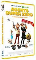 Agents super zero (Les nouvelles aventures de Mortadel et Filemon) // DVD NEUF