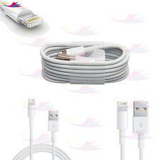 USB Data Cable For iPhone 5,6,7, 7 Plus iPad Mini Apple Lightning Sync Charger