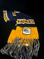 AFL 1995 WEST COAST EAGLES VINTAGE SCARF