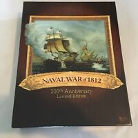 Naval war of 1812 200th Anniversary Limited Edition Worthington games Strategy