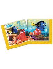 Tovaglioli Carta  Dory , Festa Compleanno Nemo *16755