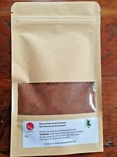 Cutch Natural Plant Dye Extract (Warm Brown) & Complete Mordants Kit