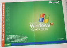 Microsoft Windows XP Home-germano - 32 bit-IVA incl