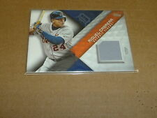 2018 Topps Material MIGUEL CABRERA GAME JERSEY TIGERS E1190