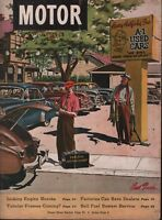 Motor Magazine July 1954 Service Automatic Drives 100218ame