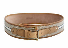 BELSTAFF Stoulton Belt Cintura Da Donna Cintura in Pelle Tg 65