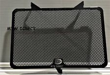 Kawasaki Versys 1000 2012-2018 R&G Racing black radiator guard cover RAD0090BK