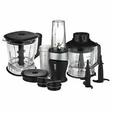 Nutri Ninja QB3000 2-in-1 700W Blender Food Processor (Certified Refurbished)
