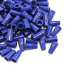 5000 pcs Blue Screw On Wire Electrical Connectors Twist-On Easy Screw Pack