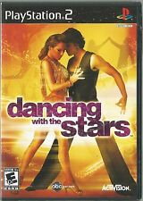 DANCING WITH THE STARS PLAYSTATION 2 PS2 GAME BRAND NEW