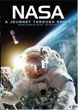 """New to DVD Series """"NASA: A Journey Through Space"""" 7-Part series, RARE, Brand New"""