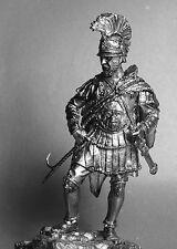 La Antigua Roma, 2nd auténtica guerra. Hannibal Barca, figura de plomo de 54 mm