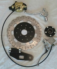CJ750 Front disc brake kit