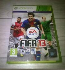 Genuine Xbox 360 FIFA 13 UK Pal Brand New Sealed FAST FREE SHIPMENT