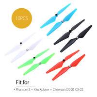 10Pcs CW CCW Propellers Blade for Phantom 3, Xiro Xplorer, Cheerson CX-20 CX-22