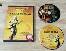 Neil Young - Heart of Gold (DVD, 2006) Tested