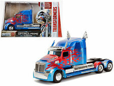 JADA 1/24 METALS TRANSFORMERS OPTIMUS PRIME WESTERN STAR 5700 XE PHANTOM 98403