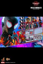 (Pre Order) Hottoys Miles Morales (Spider - Man Into The Spiderverse)