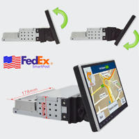 """10.1"""" 1Din Android 9.1 Car Stereo Radio GPS Navigation Wifi MP5 Player 1+16GB FM"""