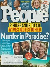 People Weekly Magazine July 13, 2020 2 HUSBANDS DEAD WIVES QUESTIONED Murder in