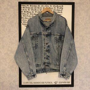 Vintage Levis Distressed Denim Jacket