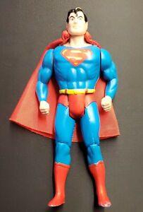 Vintage 1984 Kenner DC Super Powers Original Complete SUPERMAN Figure DC