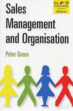 Excellent, Sales Management and Organisation, Green, Peter, Book