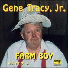 Gene Tracy, Gene Tracy Jr. - Farm Boy [New CD]