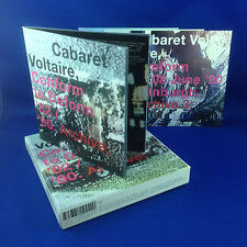 CABARET VOLTIARE: Conform To Deform 82/90 Archive OOP ULTRA RARE UK 3CD SET