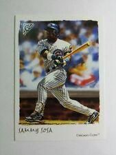 SAMMY SOSA 2002 TOPPS GALLERY BASEBALL CARD # 67 C8126
