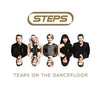 STEPS Tears On The Dancefloor UK 10-trk vinyl LP album 2017 NEW/SEALED white slv
