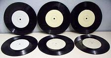 """TANGO PASO TEST Pressing Lot 6 x Vinyles 45T 7"""" Typique ESPAGNE Accordéon RARE"""