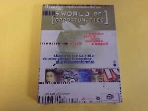A WORLD OF OPPORTUNITIES CD PER WINDOWS E MAC ELEMOND