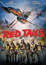 Red Tails, DVD, Bryan Cranston, Cuba Gooding Jr., Anthony Hemingway, New