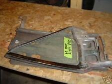 1967 Mustang coup right rear quarter glass