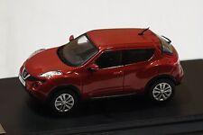 Nissan Juke 2015 rot metallic 1:43 PremiumX neu & OVP PRD197