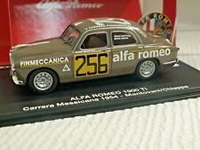 M4 ALFA ROMEO 1900TI CARRERA PANAMERICANA MEXICO 1954  #256 OP 1/43 RARE !