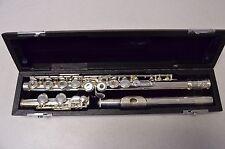 E.F. Dean DA8SE Flute, Brand New, French Model, 'C' Foot, Split E Mechanism