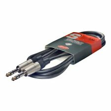 Stagg Sac3ps DL Câble D'instrument Deluxe Jack-jack 3 M Noir
