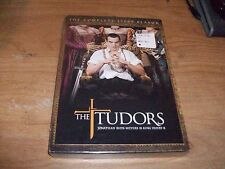 Tudors The Complete First Season 1 (DVD, 2008, 4-Disc Set) Drama TV Show NEW